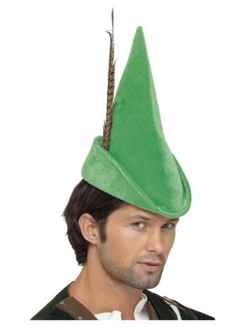 Robin Hood Hat, Green