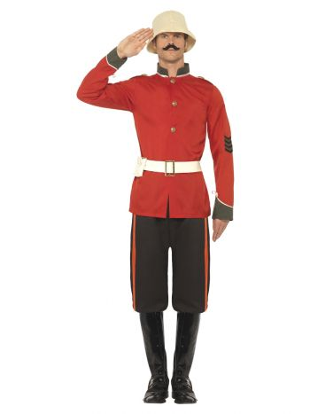 Boer War Soldier Costume
