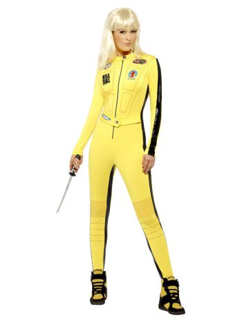Kill Bill Vol.1 & Vol.2,The Bride Costume, Yellow