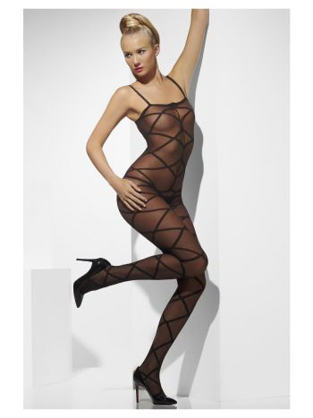 Sheer Body Stocking