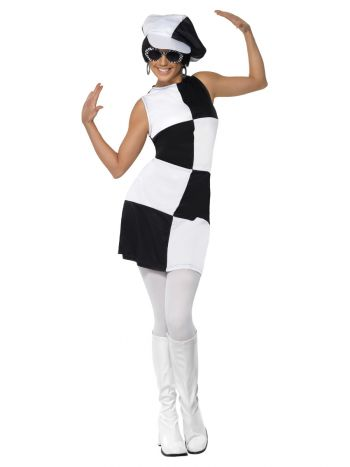 60s Party Girl Costume