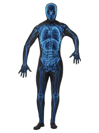 X Ray Costume, Second Skin Suit
