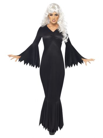 Midnight Vamp Costume, Black