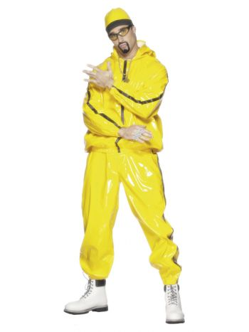 Rapper Suit, Yellow