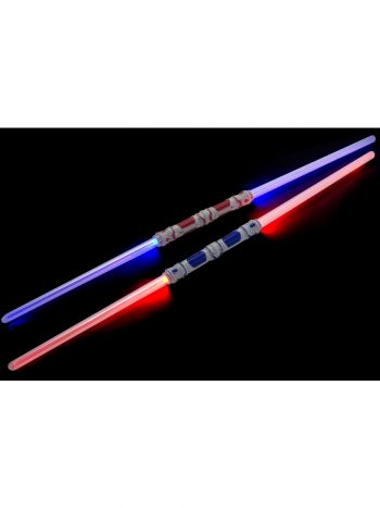 Double Ended Connectable Light Sword, Multi-Colour