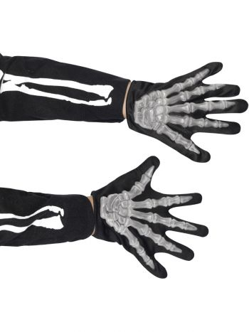 Skeleton Gloves, Child