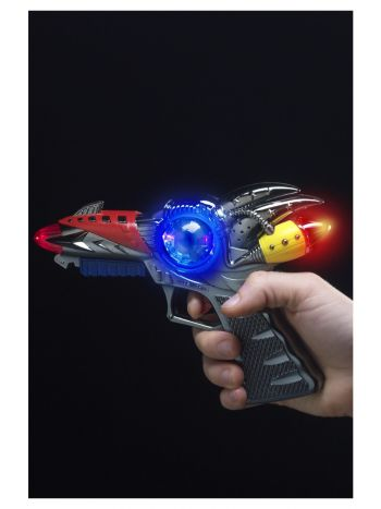 Light Up Supersonic Ray Gun