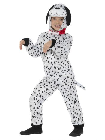 Dalmatian Costume, Black & White