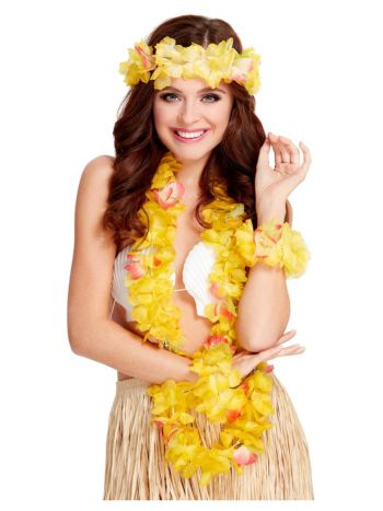 Hawaiian Set, Yellow