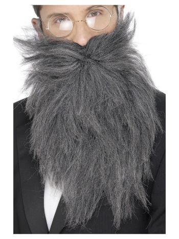 Long Beard & Tash, Grey