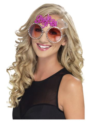 Bride To Be Glasses, Purple