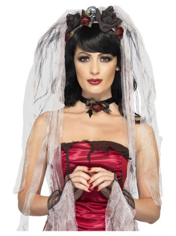 Gothic Bride Kit, Black
