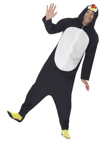 Penguin Costume, Black