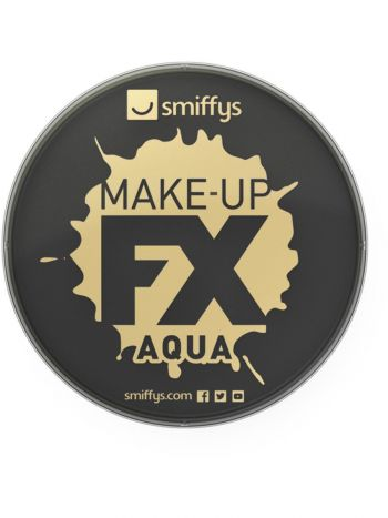 Smiffys Make-Up FX, Black