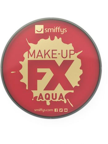 Smiffys Make-Up FX, Red