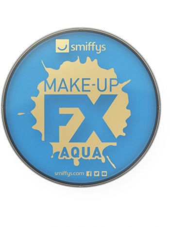 Smiffys Make-Up FX, Pale Blue