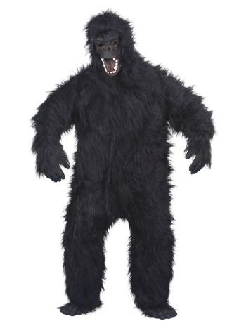 Gorilla Costume, Black