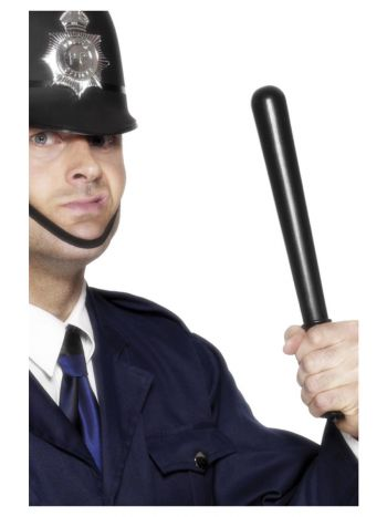 Squeaking Policeman's Truncheon, Black
