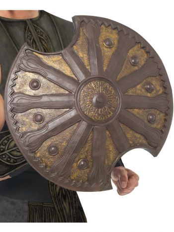 Achilles Shield, Brown