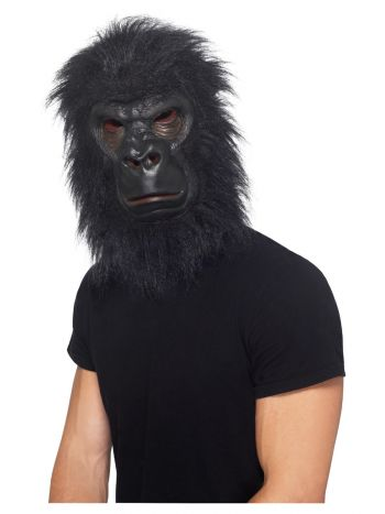 Gorilla Mask, Black
