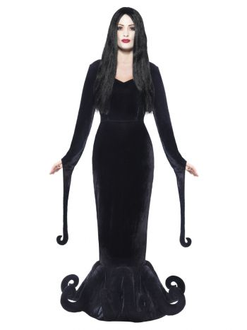 Duchess of the Manor Costume, Black