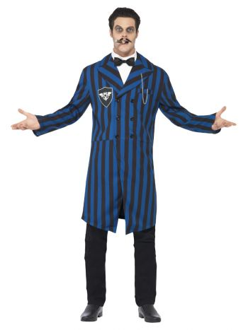 Duke of the Manor Costume, Blue