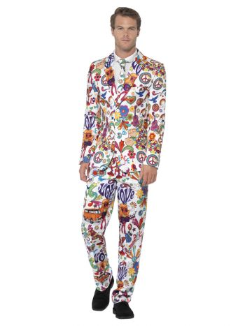 Groovy Suit, Multi-Coloured