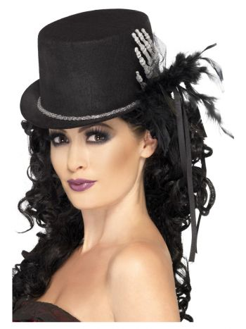 Top Hat, Black