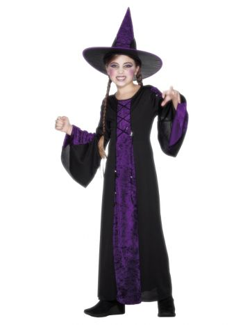 Bewitched Costume, Purple