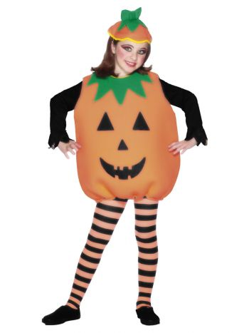 Pumpkin Costume, Orange
