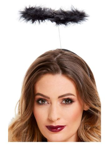 Marabou Angels Halo, Black