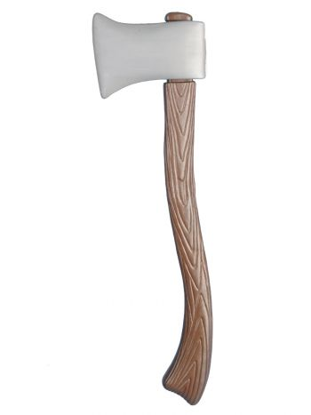Wood Effect Axe, Brown