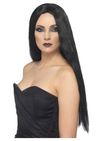 Witch Wig, Black
