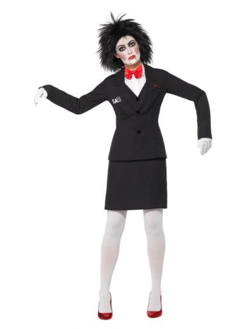 SAW Billy Costume, Black