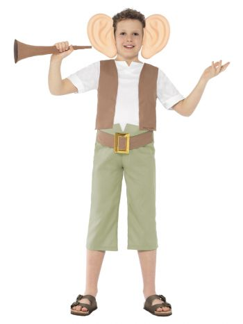Roald Dahl The BFG Costume, Green