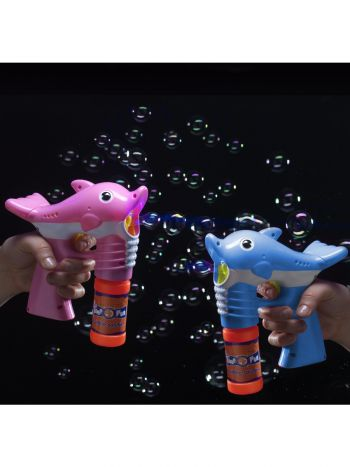 Dolphin Bubble Gun, Assorted