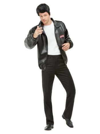 Grease T-Birds Jacket, Black