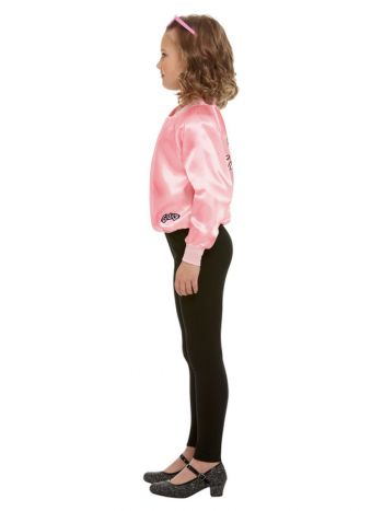 Grease Toddler Pink Ladies Jacket, Pink