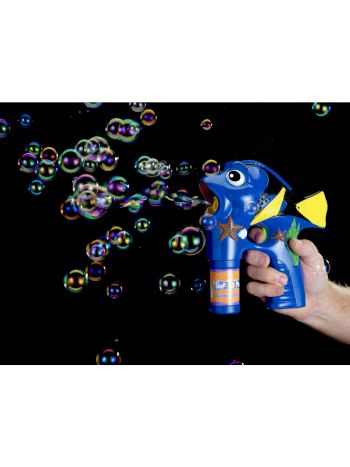 Regal Tang Fish, Bubble Gun, Blue