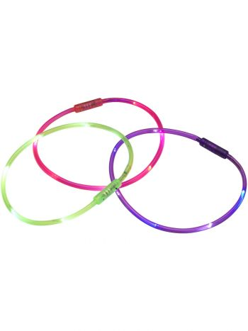 Necklace, Neon Colours, Assorted