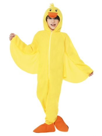Duck Costume, Yellow