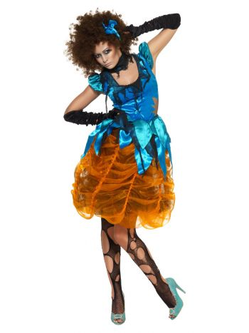 Killerella Costume, Blue