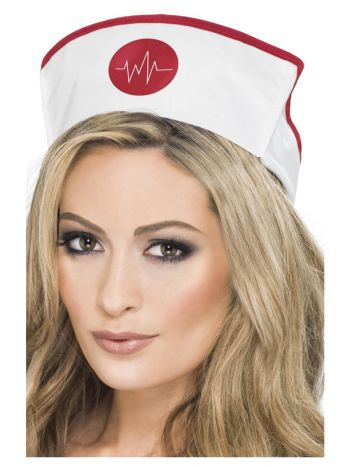 Nurse's Hat, Best Quality, White