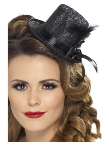 Mini Tophat, Black