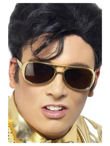 Elvis Shades, Gold