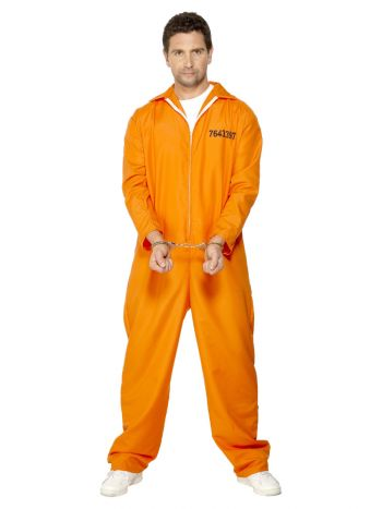 Escaped Prisoner Costume