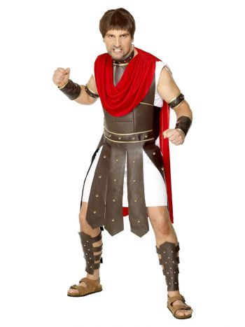 Centurion Costume, Brown