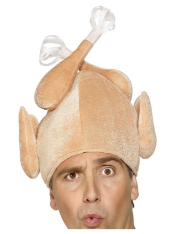 Turkey Hat, Nude