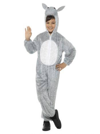 Donkey Costume, Grey