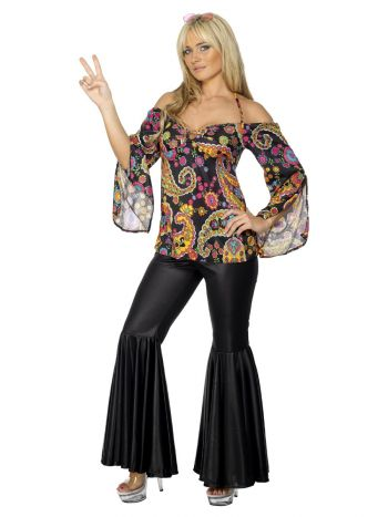 Hippie Costume, Female